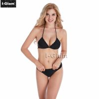 I-Glam Sexy Black Lace Bikini