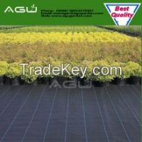 Weed control mat green ground cover fabric plastic mulch film