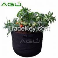 Folding non woven planter pot for garden fabric