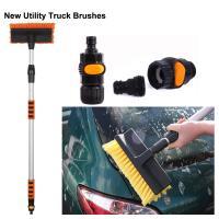 1.8m Bi-level telescopic car wash brush for Trucks,RV's