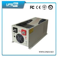 Pure Sine Wave Inverter with AC Battery Charger and UPS Function