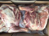 Halal Frozen Bone-in Lamb Carcass Pieces 6 Way Cut