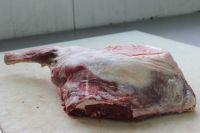 Halal Frozen Bone-in Lamb