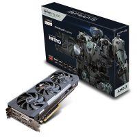Sapphire 11244-01-20G Radeon NITRO R9 390 8GB GDDR5 DVI-D/HDMI with Back Plate (UEFI) Graphics Card