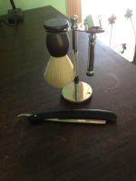 100% Stainless Steel Mens Shaving Set