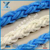 Super quality&competitive price Polypropylene PP marine mooring rope