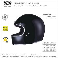 high quality full face motorcycle helmet DOT certified