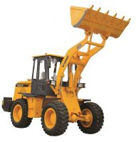 High Quality 2Ton 1.0CBM small wheel loader, mini loader with YTO engine or Cummins engine