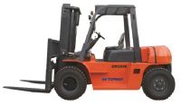High Quality 5ton to 10ton Diesel Forklift with Japanese Isuzu Engine