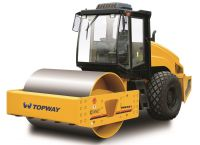 Single Drum Road Roller, Compactor with Yuchai/ Shangchai Engine