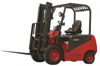 1ton to 3.5ton Electric Forklift, battery forklifts with Curtis Electric Controller
