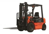 1ton to 4.5ton Diesel Forklift with Chinese or Japanese Isuzu Engine