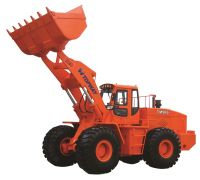TM966 6Ton 3.5CBM wheel loader with Weichai engine