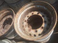 HGV Truck steel wheels