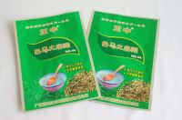 Seeds powder, sesame powder, soybean powder packaging stand-up pouch
