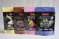 Nutrient seeds powder, nourishment powder, herbal powder packaging stand up zipper pouch