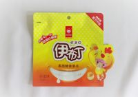 Pudding, jelly cup outer packaging pouches