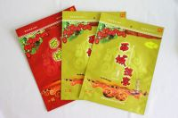 Ready-to-eat date, honey-date, dry jujube packaging paper laminated side gusset pouch