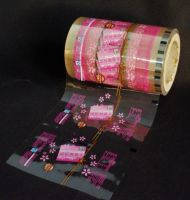 Moon cake automatic packaging transparent high barrier film in roll