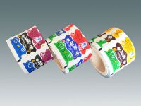 Nougat sweets automatic packaging paper laminated film in roll
