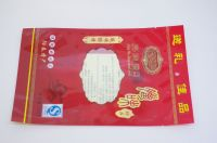 Sausage, hot-dog vacuum packaging 3-sides-seal pouch