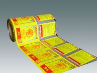 Farm chemical pesticides automatic packaging film in roll