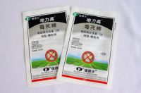 Farm chemical powder insecticides outer pack matt stand up pouch