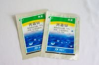 Farm chemical pesticide powder packaging sides-seal pouch