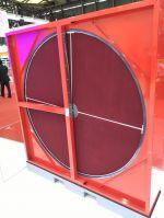 desiccant wheel, desiccant rotor, passive dehumidification wheel, rotary dehumidification