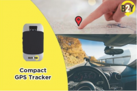 Compact GPS Vehicle Tracker