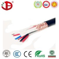 H05VVC4V5-F PVC Electrical Cable Flexible Shielded Cable