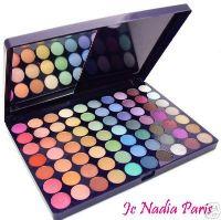 70 or 88 or 96 Colour - Make up Eye Shadows Shimmer Palette Set