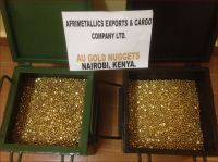 Kenyan Gold Nuggets - 350 Kilograms