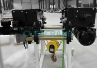 40mt explosion-proof Wire Rope Electric Hoist
