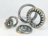 Trust self-aligning roller bearing