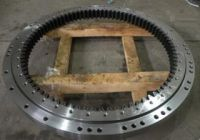 excavator swing bearing, slewing ring, stacker & reclaimer slew bearing, GEAR GP for excavators