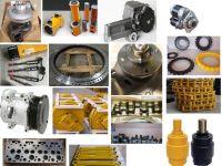 excavator parts, caterpillar parts, bulldozer parts, cat oem parts, excavator aftermarket parts