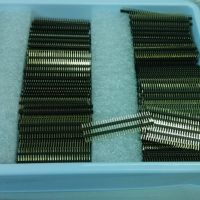 Pin headers male connector with 1mm 1.27mm 2mm 2.54mm pitch single row or dual row straight right angle smt type pins