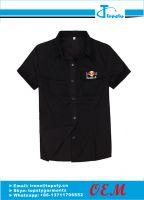 customized men's cotton office shirts