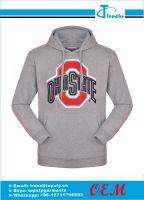 Customized men's cotton hoodies