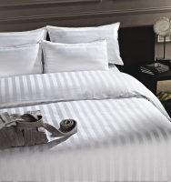 Hotel bedding set white