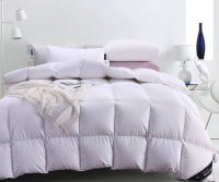 Goose down duvet for hotel or home