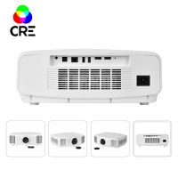 CREX8000 1920*1200 2K 3LCD 3D WIFI Full HD Projector