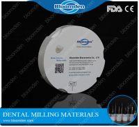 CAD/CAM system compatible zirconia disc