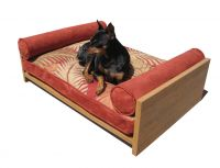 Bamboo Pet Bed