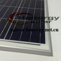 100w High quality poly solar panel for solar system
