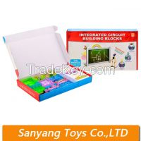 intelligence Building Blocks science set for kids educational toys