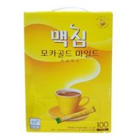 Mix instant coffee korean food