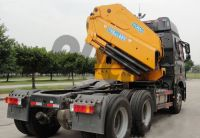 Low Cost Pick Up Mobil Knuckle Boom Truck Mounted Hydraulic Crane Loader