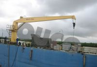 For Sale National Stiff Articulating Boom Cranes Are Hydraulic Cylinder Luffing.
